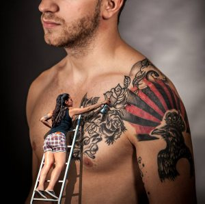 Tatuaże napisy, ile kosztują?